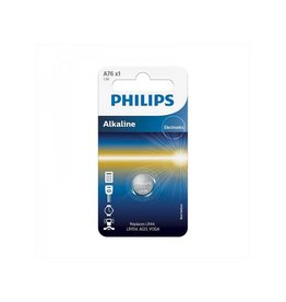 Proplus Philips Alkaline knoopcel batterij 1.5V in blister