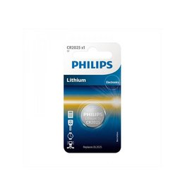 Philips Philips Lithium CR2025 3.0V (20.0 x 2.5) in blister