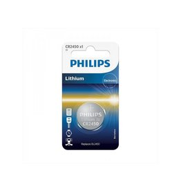 Proplus Philips Lithium CR2450 3.0V 600 mAh (12.5 x 2.0) in blister