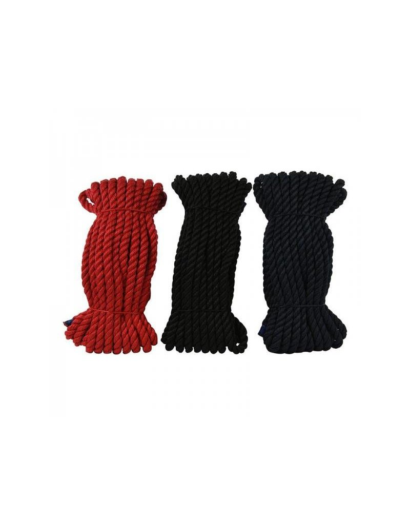 Birotex touw gedraaid, Polypropylene, 10mm, 10m, assorti, 1.580 daN