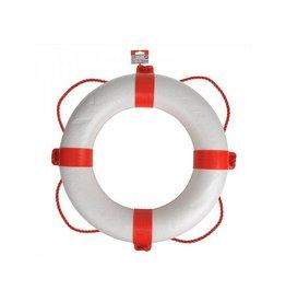 Reddingsboei ø550mm, wit - rood