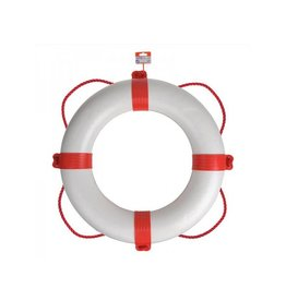 Reddingsboei ø600mm, wit - rood