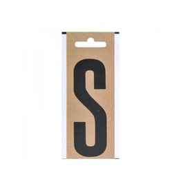 "Proplus Letter etiket "" S "" 10cm"