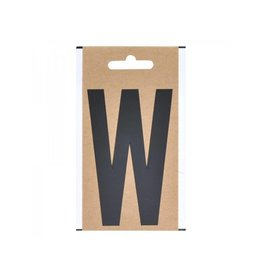 "Proplus Letter etiket "" W "" 10cm"