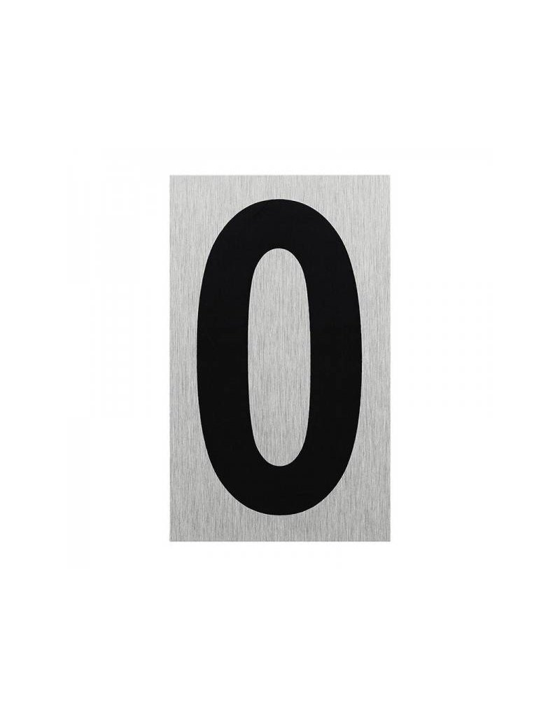 "Proplus Aluminium deurbordje "" 0 "" 100x60mm"
