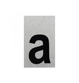 """Aluminium deurbordje """" a """" 100x60mm"""