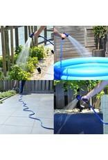 Proplus Uitrekbare waterslang 22,5 meter met 7 functie spuitpistool
