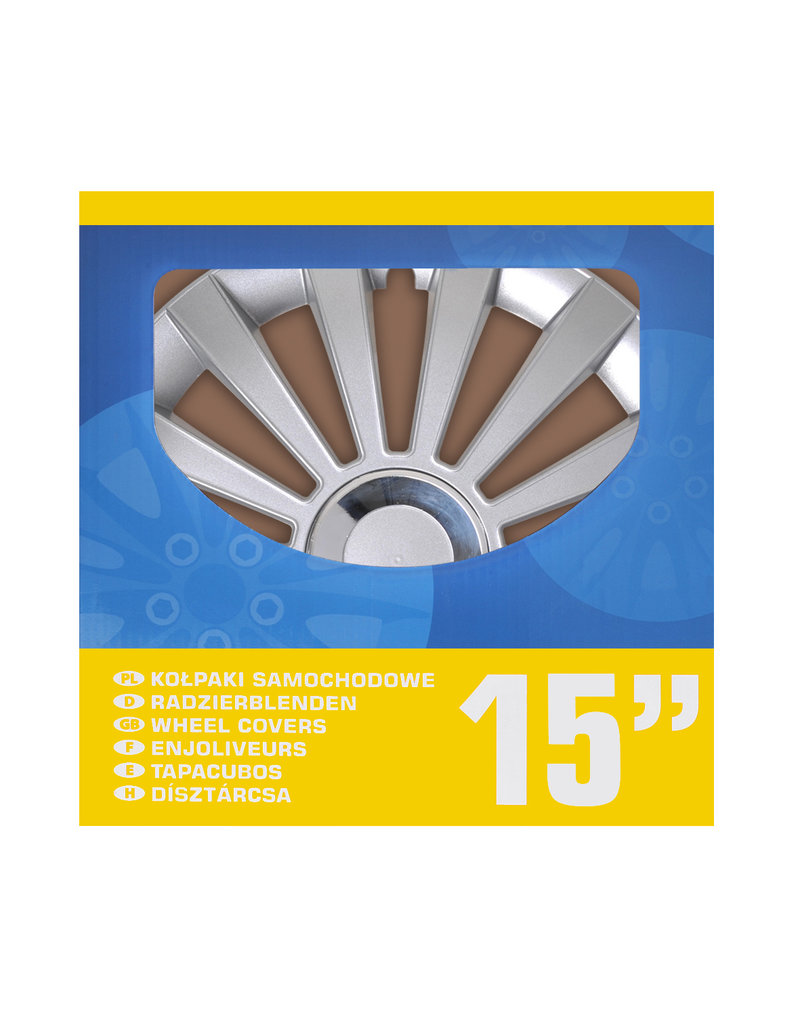 Wieldopset Meridian 15 inch
