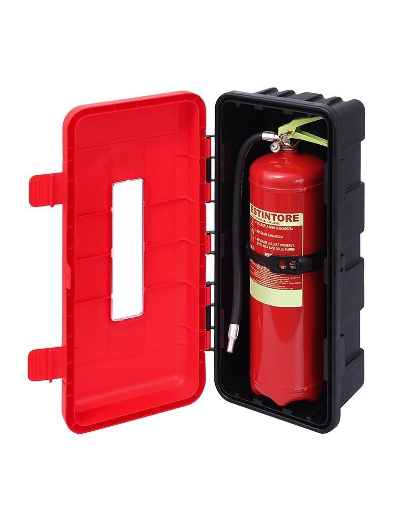 Proplus Brandblusserbox ø150-170mm rood/zwart