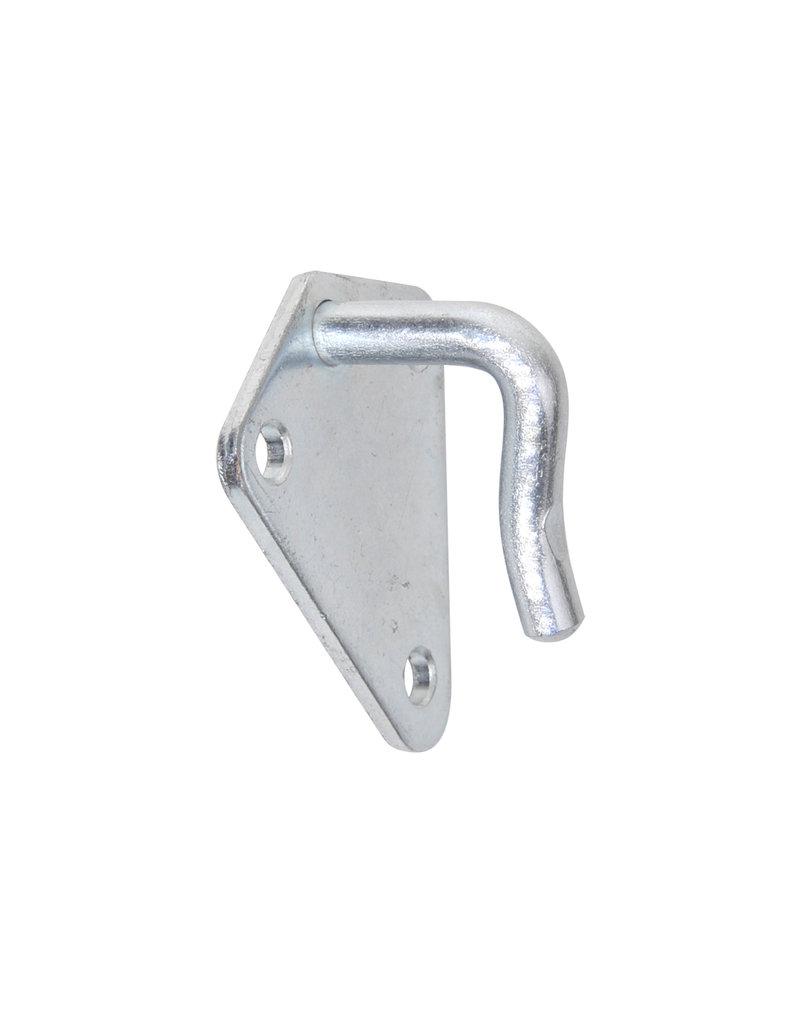Proplus Touwhaak metaal 40x45mm gelast 10x