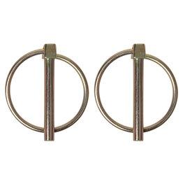 Proplus Borgpen 6mm met ring 2x