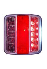 Proplus Achterlicht 4 functies 98x105mm 14LED