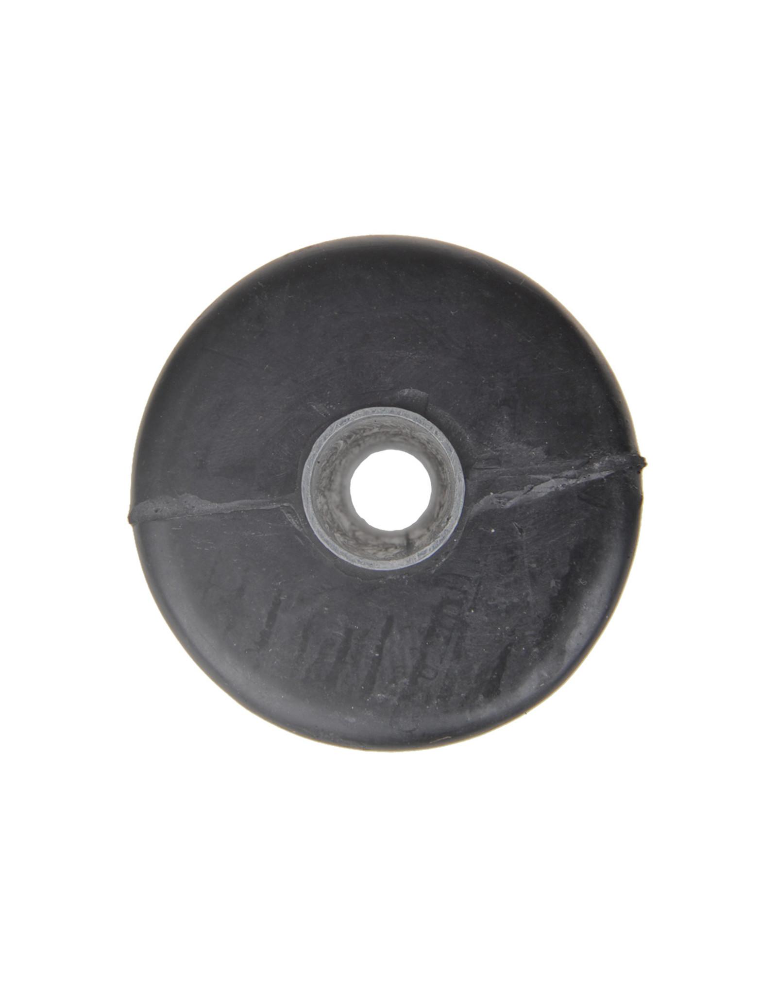 Kielrol zwart