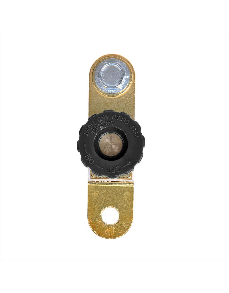 Proplus Accupoolklem (-) met stroomonderbreker plat