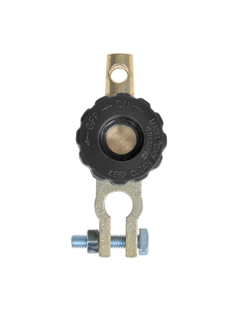 Proplus Accupoolklem (-) 12,5mm met stroomonderbreker