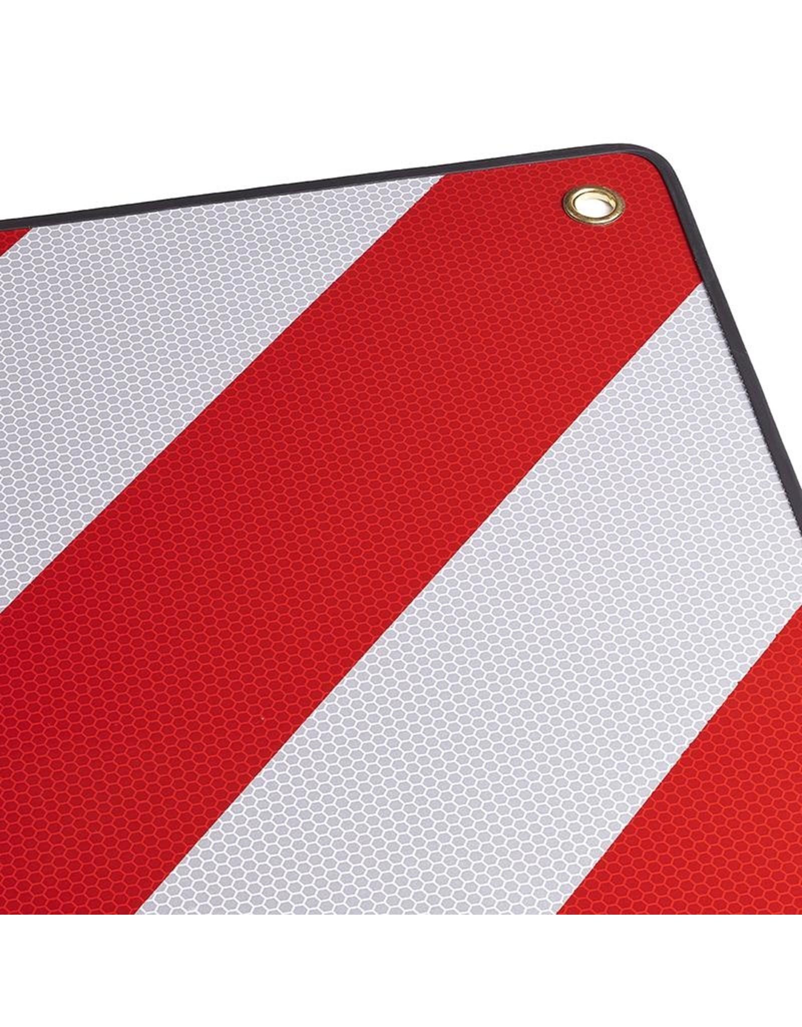 Markeringsbord aluminium 50x50cm voor Italië/Spanje 2 in 1