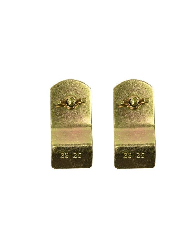 Proplus Daksteunklem 22-25mm 2x