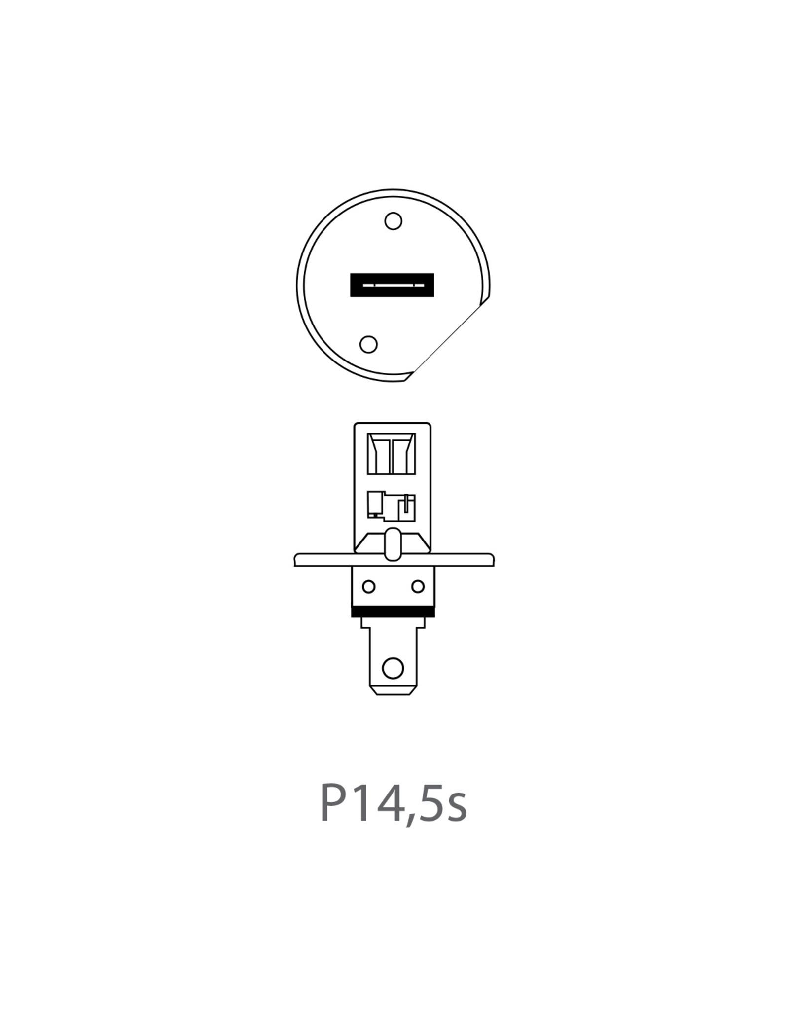Autolamp 12V 55W P14,5s H1