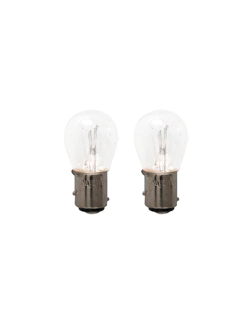 Autolamp 12V 21/5W BAY15d 2x