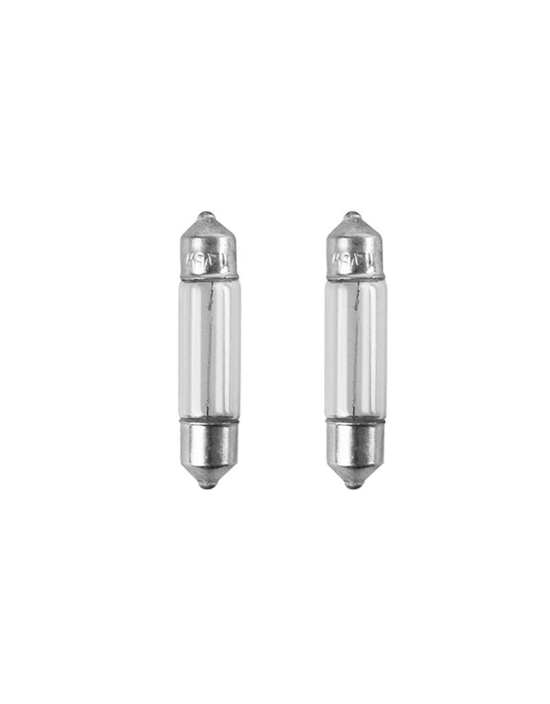 Autolamp 12V 10W SV8,5 11x43 2x