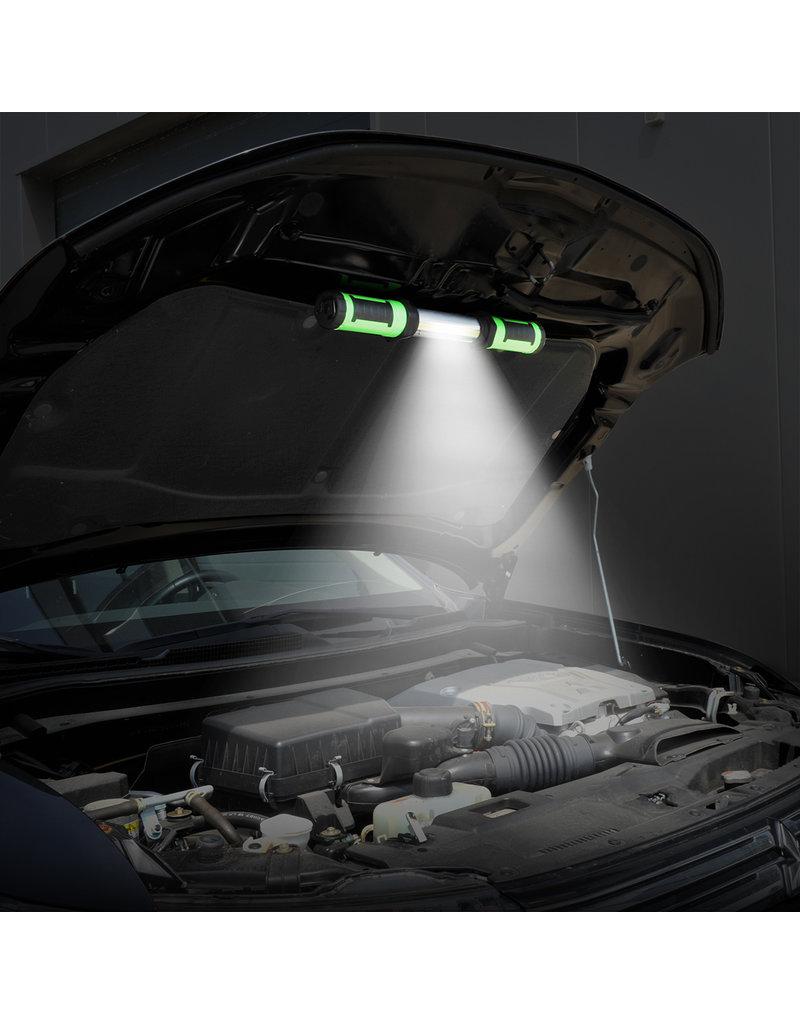 Uitschuifbare COB LED werklamp 1000lm