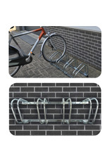 Fietsenrek voor 4 fietsen