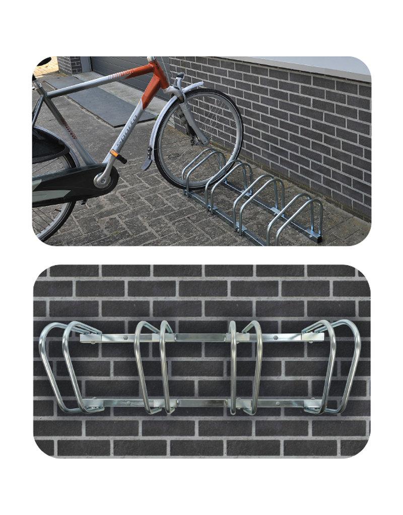 Proplus Fietsenrek voor 4 fietsen