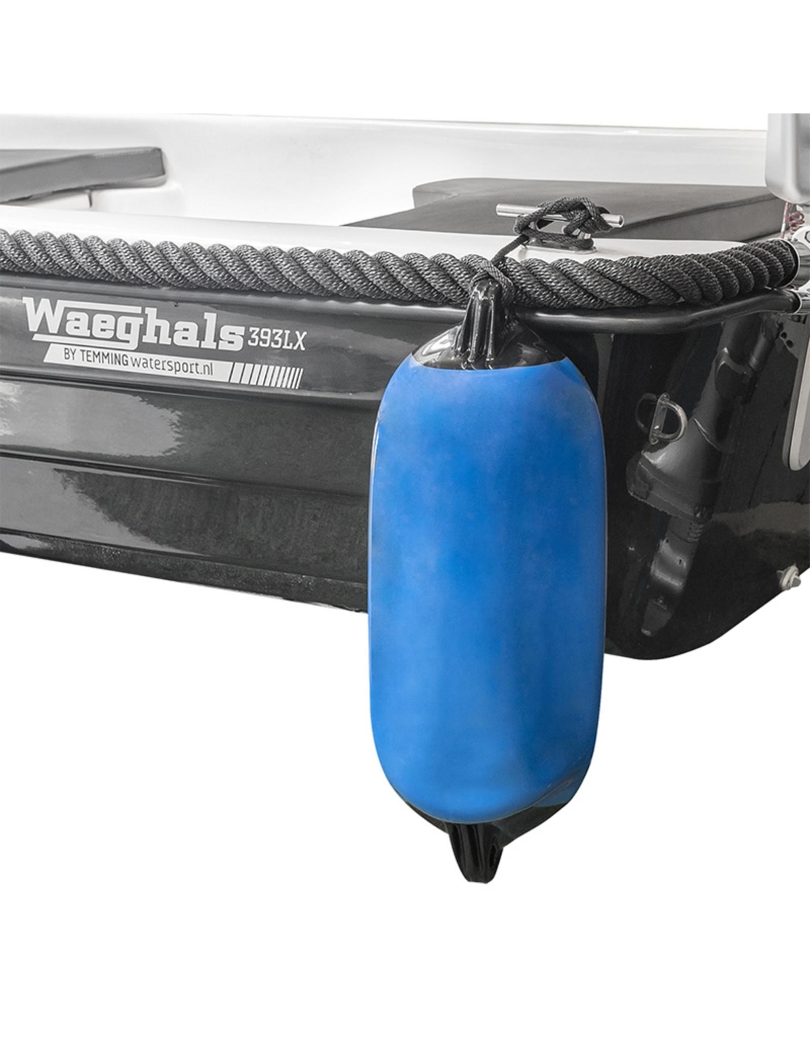 Heavy Duty Fender maat 3, 210x620mm, blauw
