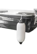 Proplus Heavy Duty Fender maat 3, 210x620mm, wit