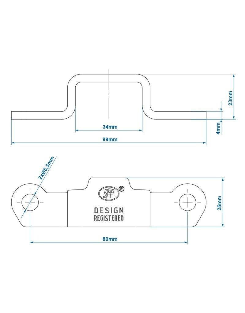 Proplus Tegenstuk voor spansluiting SPP Z-09A