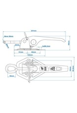 Spansluiting SPP ZB-03A