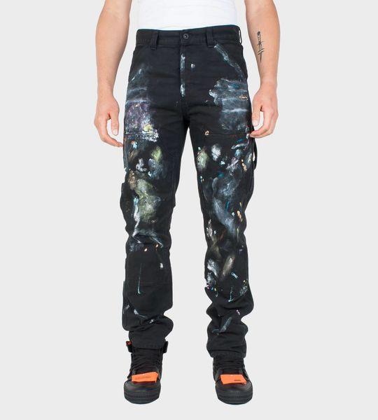 Carpenter paint Splash Pants