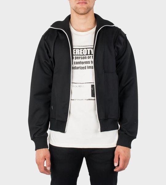 Two-Tone Sports Jacket