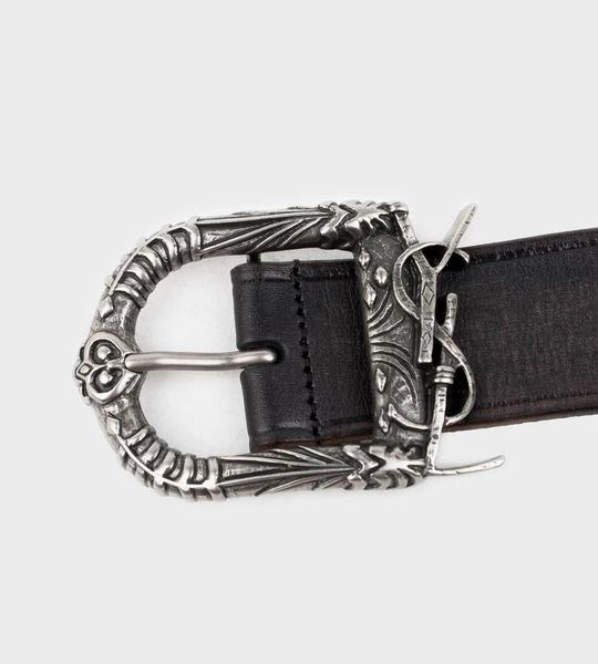 Belt with Western Style Buckle