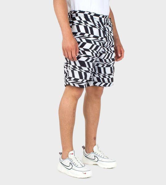 Checks Sports Shorts
