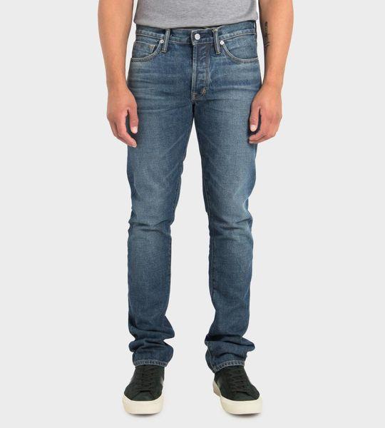 Vintage Indigo Selvage Jeans