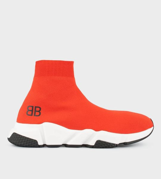 """BB"" Speed Trainers Red"