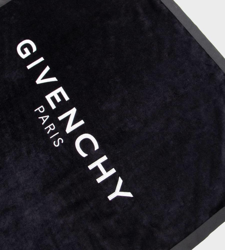 944f4feac37cb8 GIVENCHY Towel BMZ00310ZY Black - FOUR Amsterdam