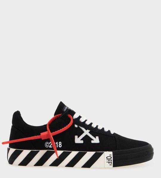 Black Low Top Sneakers