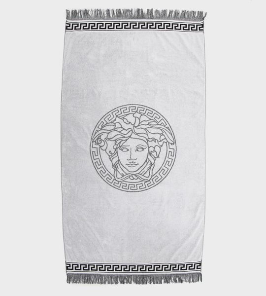 Two Color Medusa Towel