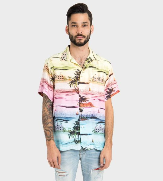 Beverly Hills Hawaiian Shirt