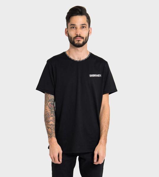 Crewneck Print T-Shirt