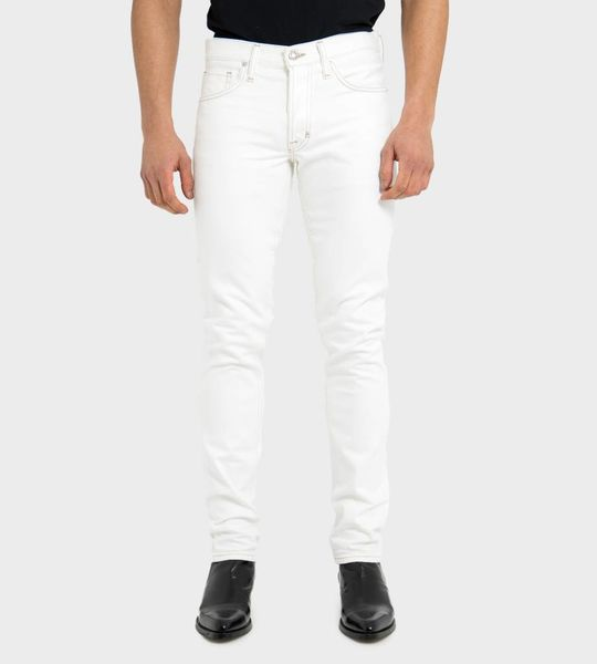 Tapered Moleskin Jeans