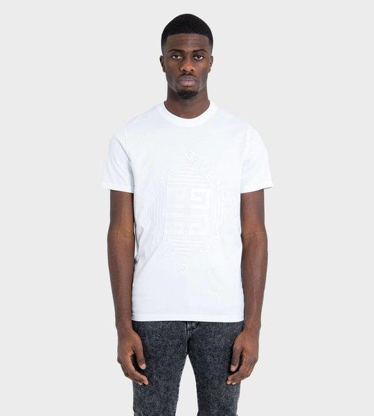 4G Logo Print T-Shirt