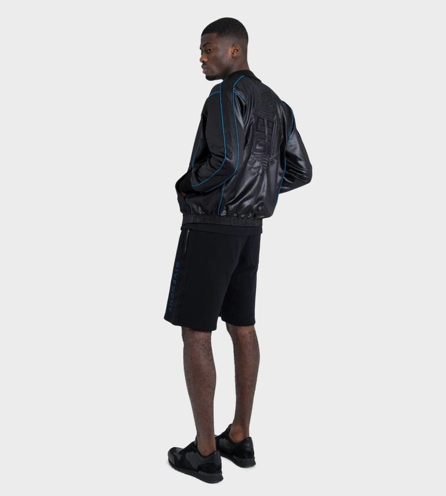 b1ce79230ff0d9 GIVENCHY Jacket BM009D308N 001 Black - FOUR Amsterdam