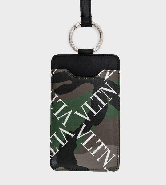 VLTN Neck iPhone Case