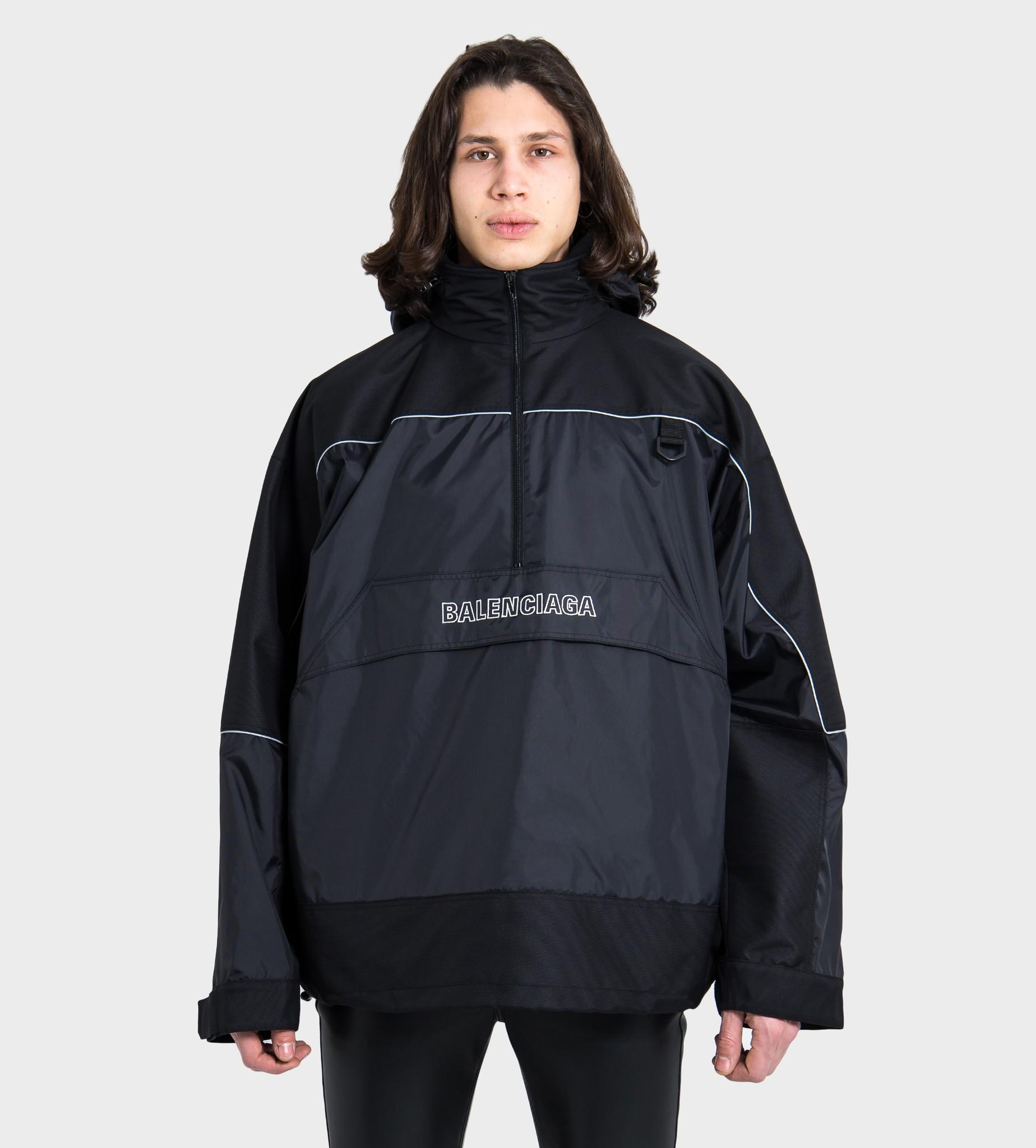 533917 Jacket 1069 Balenciaga Four Black Amsterdam Tao18 RSqTCTxw