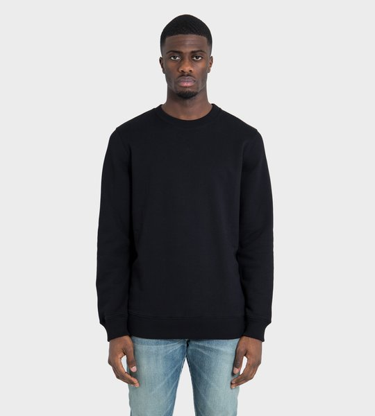 Vertical Logo Signature Sweater