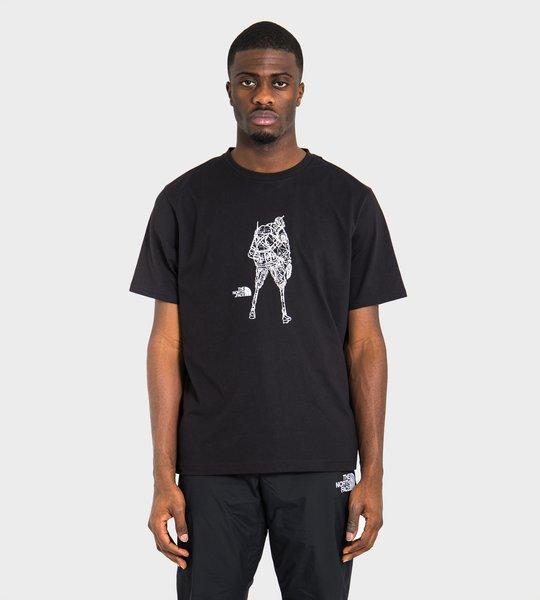 Black Series x Kazuki Kuraishi T-Shirt
