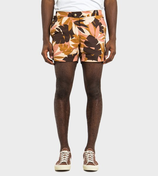 Leafprint Swimshorts